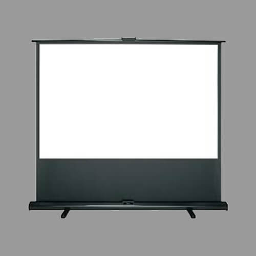 Portable Floor Screen