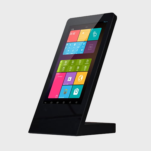 15.6 Inch Desktop Kiosk