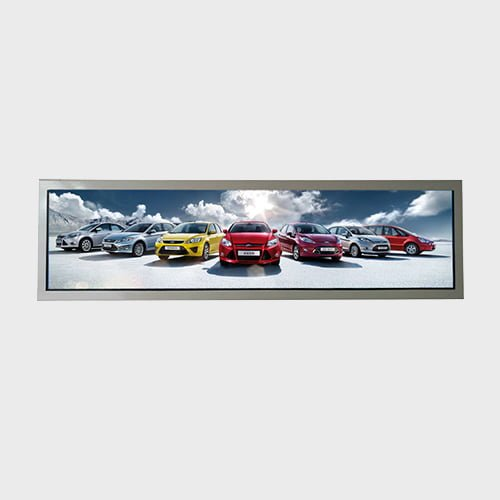 27 Inch Stretched LCD Display