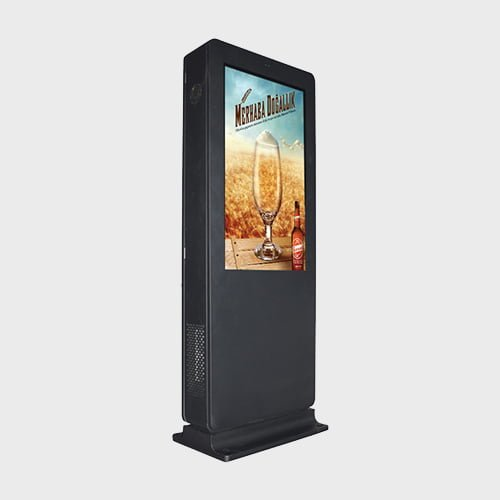 43 Inch Outdoor Digital Signage