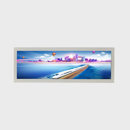 28 Inch Stretched LCD Display