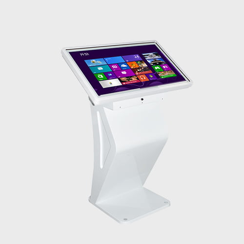 32 Inch Infrared Interactive Touch Screen Kiosk