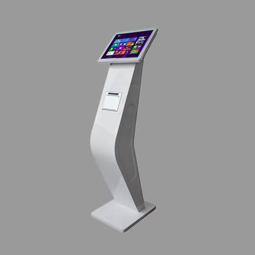 15 Inch Capacitive Touch Screen Kiosk
