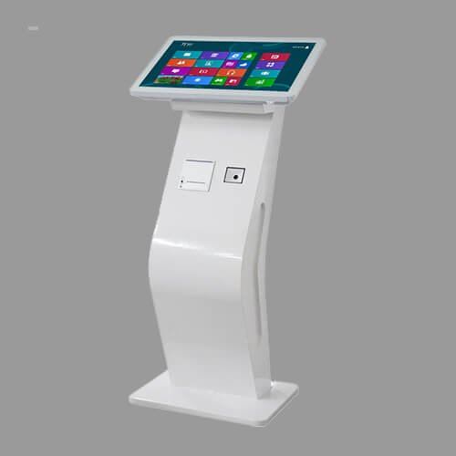 21.5 Inch Touch Screen Kiosk