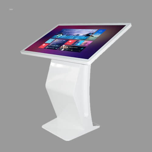 43 Inch Capacitive Touch Screen Kiosk