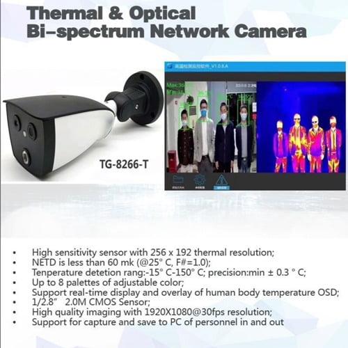 Thermal Camera For Fever Measurement